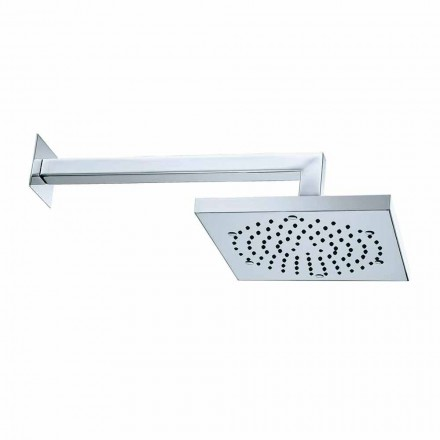 Bossini 1 spray square shower head Cube by