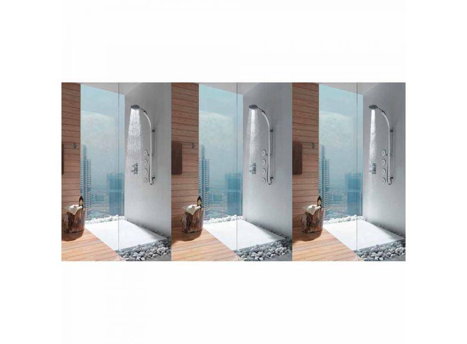 Bossini September Sliding Shower with water Flat