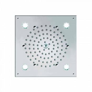 Bossini Shower Head 4 Lights Led Cube-Light