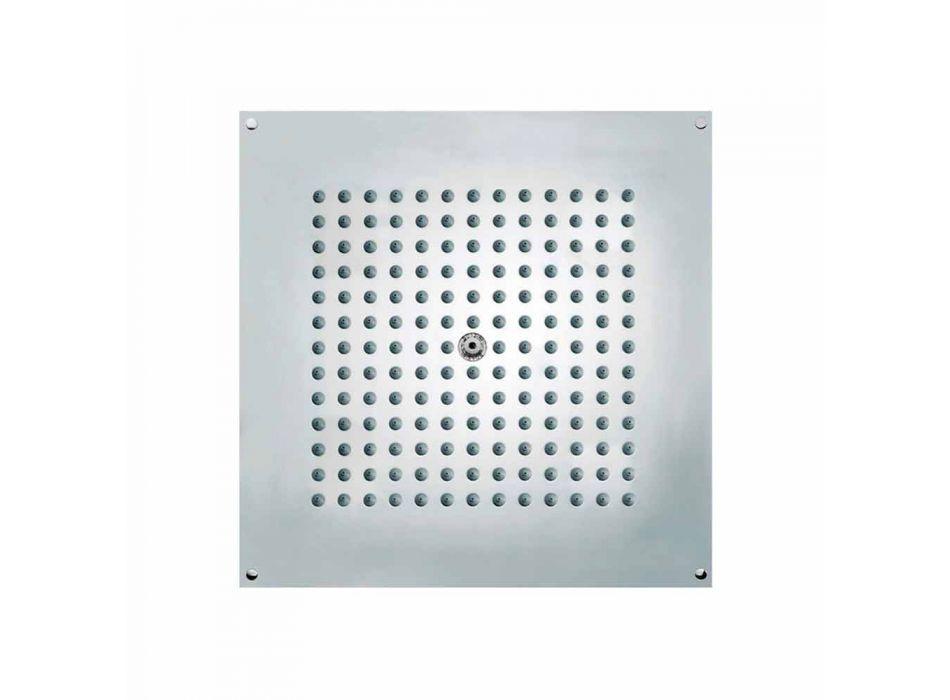 Bossini Overhead shower Rain Dream Ultra-flat Flat 370x370mm