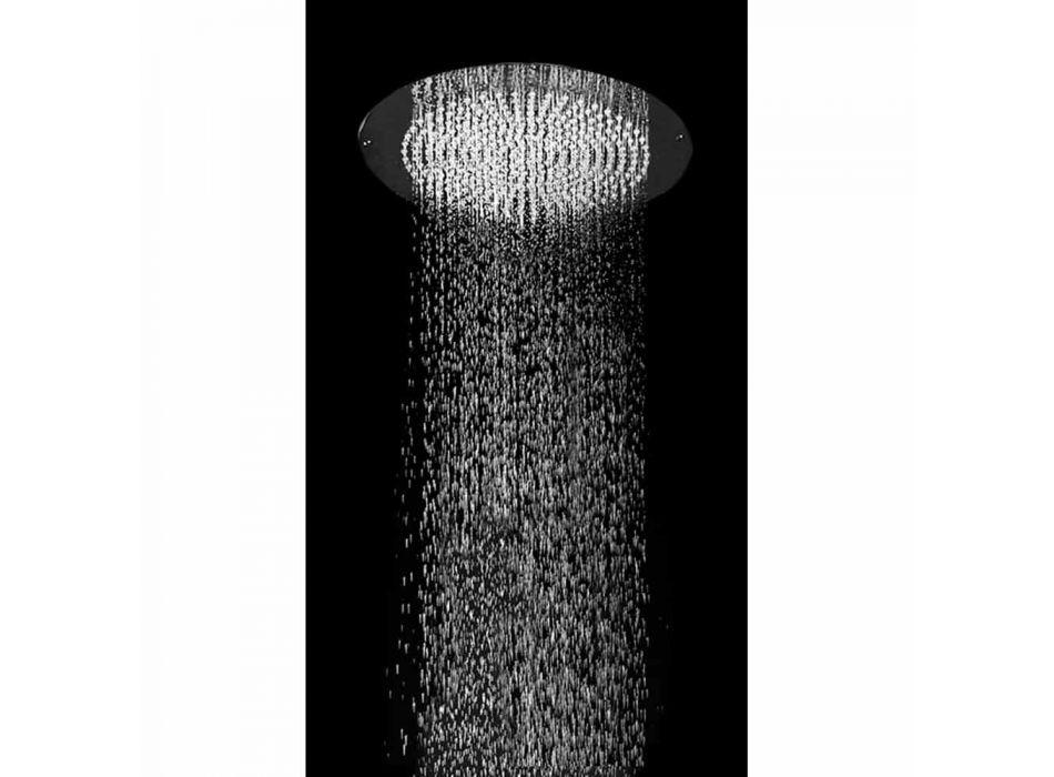 Bossini Shower Head Lights with Led Oki Flat Ø470mm