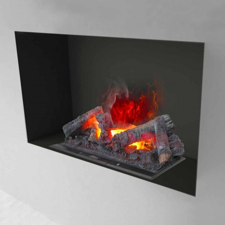 Electric fireplace insert with water vapour Hardy 90