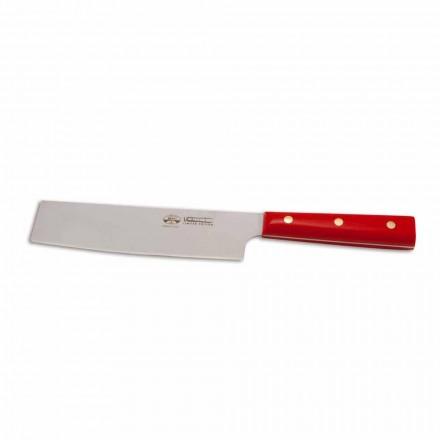 Stainless Steel Vegetable Knife, Berti Exclusive for Viadurini-Binago