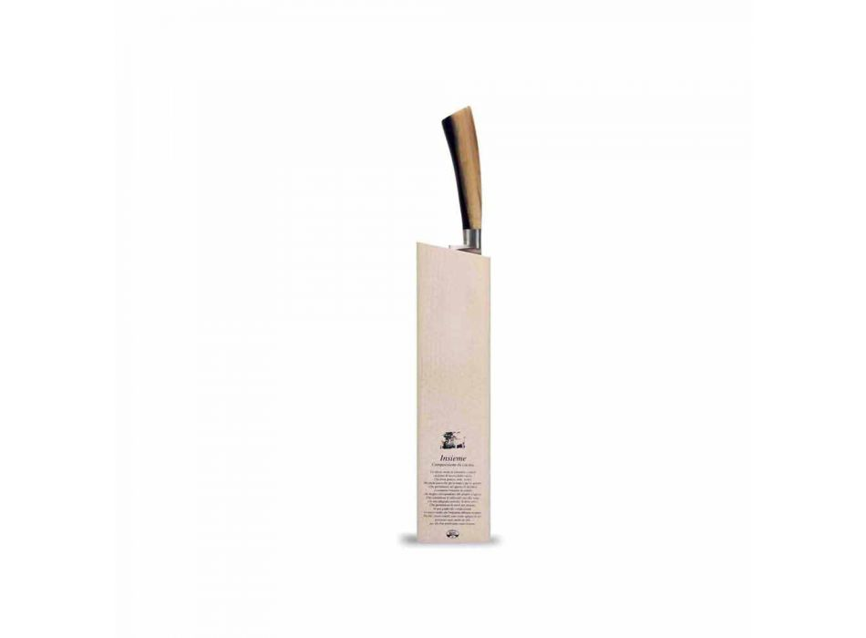 Carni Knife Together Berti Strain Exclusively for Viadurini-Lisio