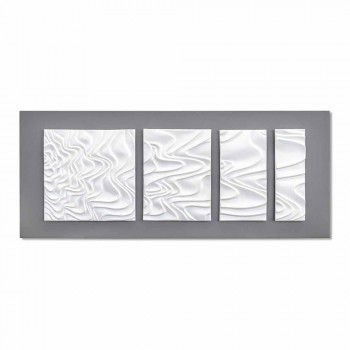 Wall Composition of Design Decoration in Modern Abstract Ceramic - Verno