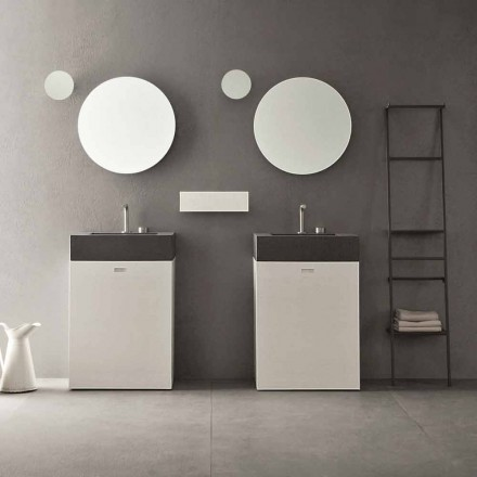 Floor Composition of Modern Design Bathroom Furniture - Farart10