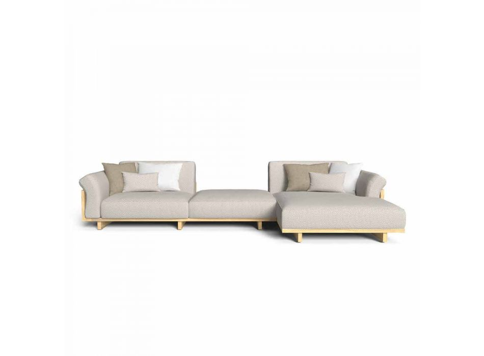 Composition Garden Living Room Furniture Sofa and Coffee Table - Argo by Talenti