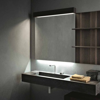 Composition for Suspended Bathroom and Modern Design Made in Italy - Farart9