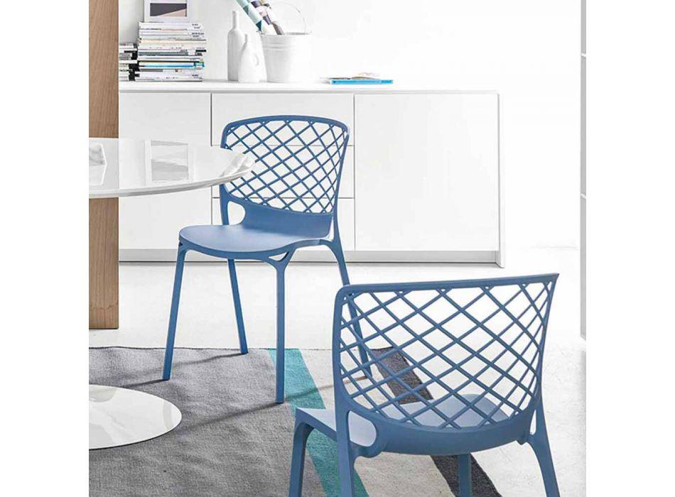 Connubia Calligaris Gamera modern design kitchen chair, 2 pieces