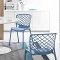 Connubia Gamera kitchen chair, set of 2, modern design