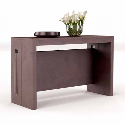 Extendable console Ussana, modern design
