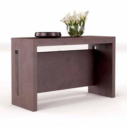 Extendable console Ussana, modern design
