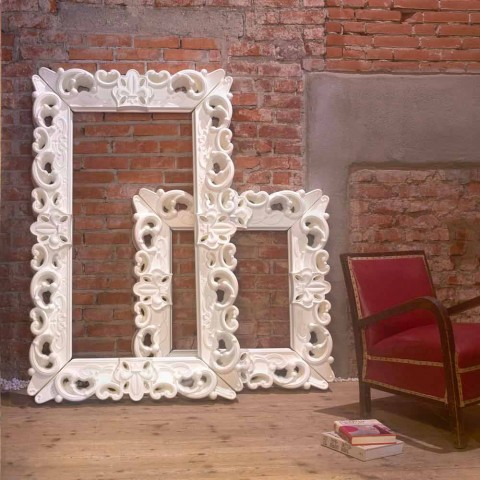 Slide Frame Of Love decorative wall frame made in Italy