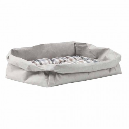 Dog bed or designer cat in Pongo cellulose fiber