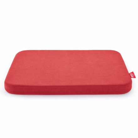 Indoor Dog Bed in Removable Microfiber Made in Italy - Simple