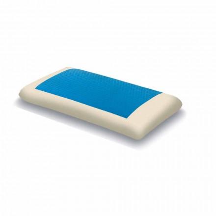 Ergonomic Memory Hydrogel Cushion 13 cm high Made in Italy - Pretty