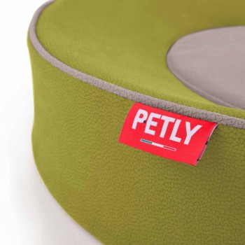 Cushion for Convex Dogs with Comfortable Support Made in Italy - Colosseum