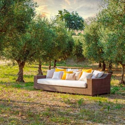 Handmade garden sofa Joe, modern design