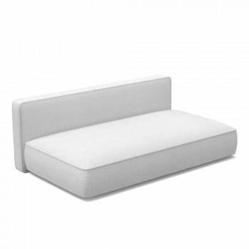Central Modular Fabric Garden Sofa - Cliff Decò by Talenti