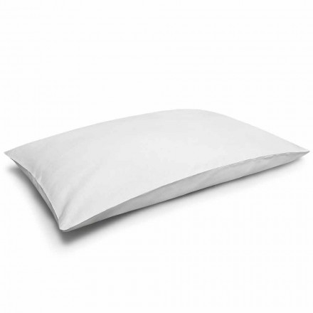 Cream White Pure Linen Pillowcasde Made in Italy - Blessy