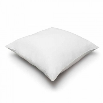 Cream White Pure Linen Cushion Cover Made in Italy - Blessy