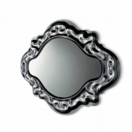 Fiam Veblèn New Baroque modern design wall mirror made in Italy