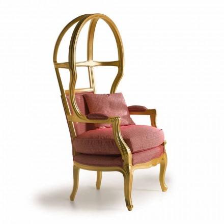 Fratelli Boffi Babette armchair, fabric upholstery, modern design