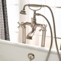 Brass Floor Group in Made in Italy, Classic Style - Silvana