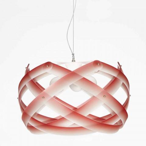 Pendant lamp 3 lights in methacrylate diameter 67 cm Vanna