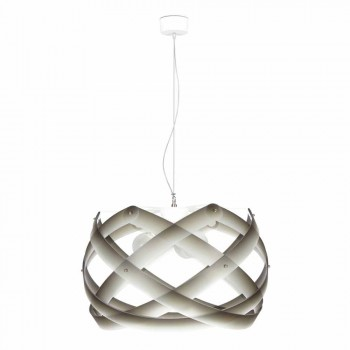 Pendant lamp 3 lights in methacrylate diameter 67 cm Vanna