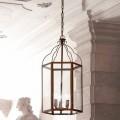 Contemporary three-lights pendant lamp Turandot