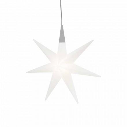 Indoor Suspension Lamp Led Modern Design, Star - Pandistar