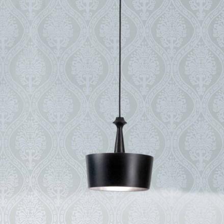 Modern ceramic pendant light I Lustri 6 by Aldo Bernardi