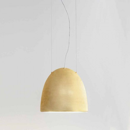 Suspension Lamp of Modern Design in Ceramics - Sfogio Aldo Bernardi