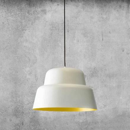 Modern Aluminum Suspension Lamp - Cappadocia Aldo Bernardi