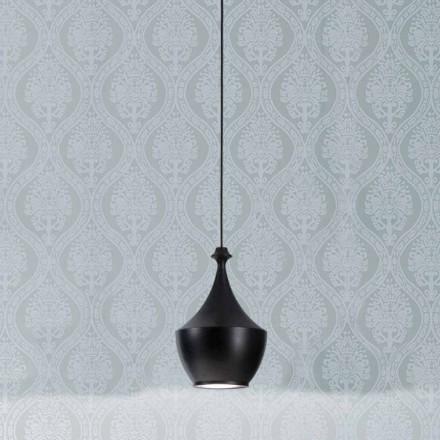 Designer ceramic pendant lamp I Lustri 3 by Aldo Bernardi