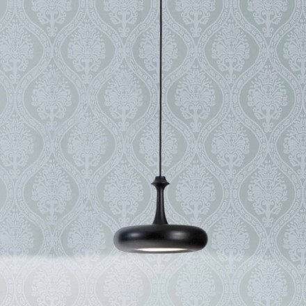 Modern design ceramic pendant light I Lustri 4 by Aldo Bernardi