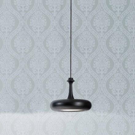 Modern design ceramic pendant light I Lustri 4 by Aldo Bernardi