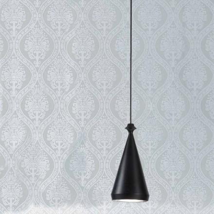 Designer ceramic pendant lamp I Lustri by Aldo Bernardi