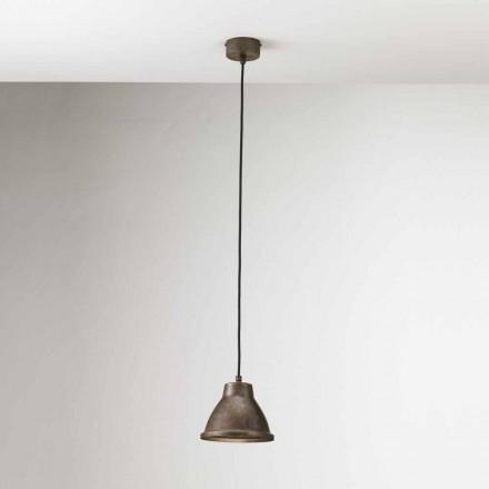 Vintage industrial pendant light Loft Mini Il Fanale