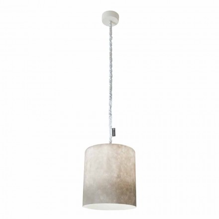 Modern pendant lamp In-es.artdesign Bin Nebula in nebulite