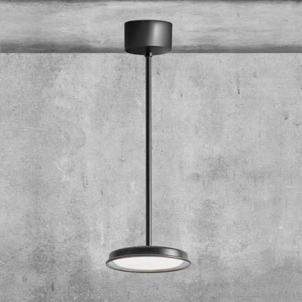 Modern Metal Pendant Lamp Made in Italy - Mymoons Aldo Bernardi