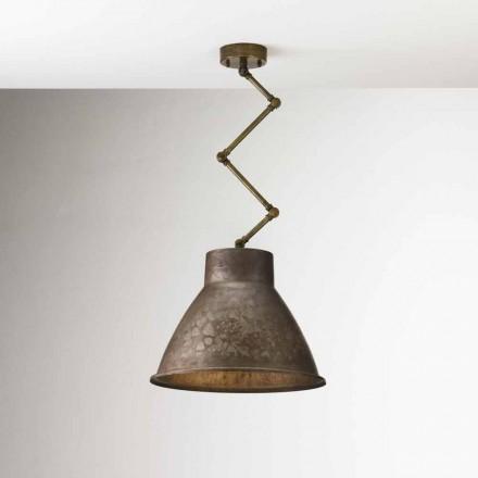 Industrial style pendant light Loft Medium Il Fanale