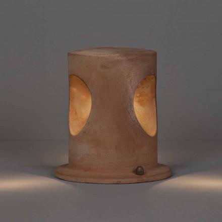 Outdoor floor lamp with 2 lights, U-Boat – Toscot