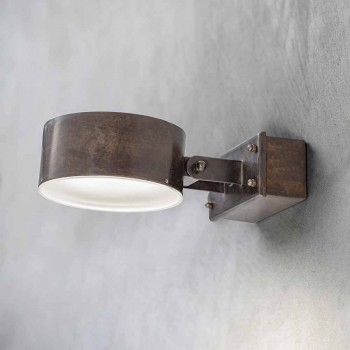 Brass Wall Lamp Made in Italy - Acelum Aldo Bernardi