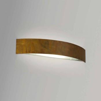 Modern design brass wall lamp Ø47xh.8xsp.8 cm Blandine