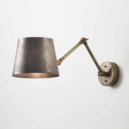 Vintage industrial adjustable wall sconce Reporter Il Fanale