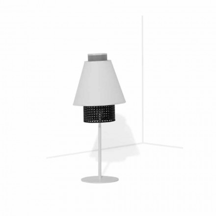 Table Lamp with Metal Structure Modern Design Made in Italy - Sailor