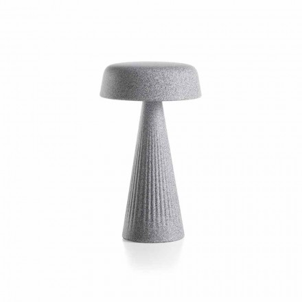 Table Lamp with Structure in Polyethylene Made in Italy - Desmond