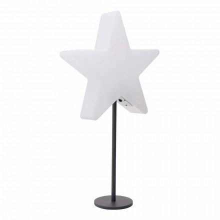 Modern Design Table Lamp, Star with or without Pedestal - Littlestar